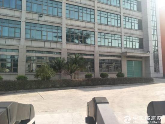 [坪山厂房]坪山深汕路边标准厂房一楼650平米出租