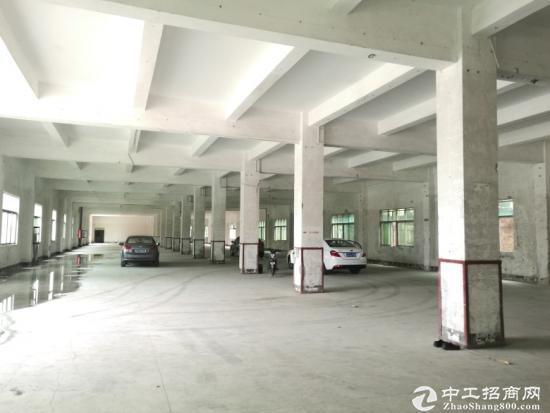 西乡固戍原房东独门独院1-5层12600平厂房出租-图2