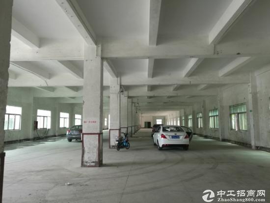 西乡固戍原房东独门独院1-5层12600平厂房出租