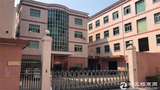 西乡固戍原房东独门独院1-5层12600平厂房出租-图3
