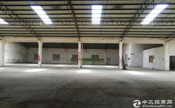 白濠附近4500平钢架结构厂房出租,地方大
