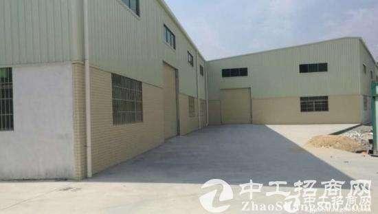 沙田新出全新钢构独门独院,厂房滴水9米高,面积2600平方