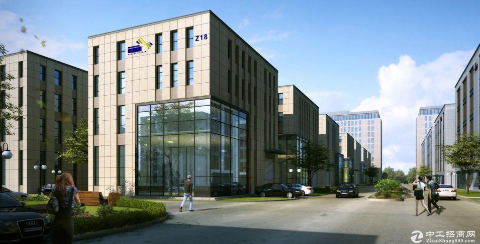 企业独栋厂房800-1200平,首付三成即可,中南高科大品牌专业园区-图5
