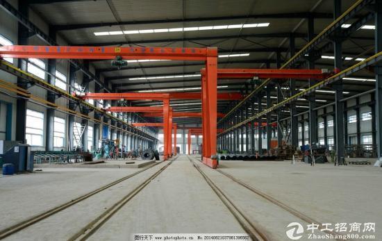 环保城全新独院单一层3200方,滴水7米,可分租做仓库