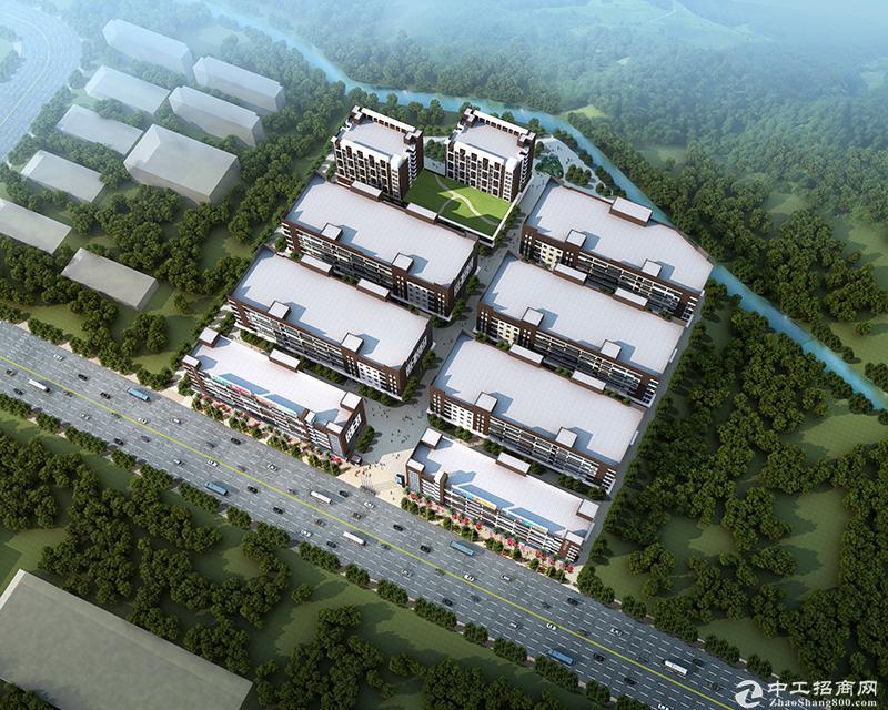 粤港澳大湾区小微企业创业基地 国有全新厂房出售
