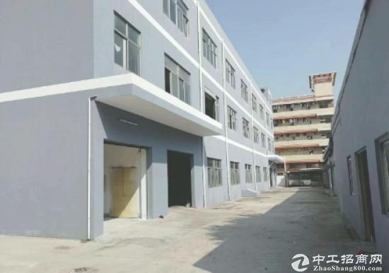 (出租) 坑梓老坑工业区空出一楼厂房380平米