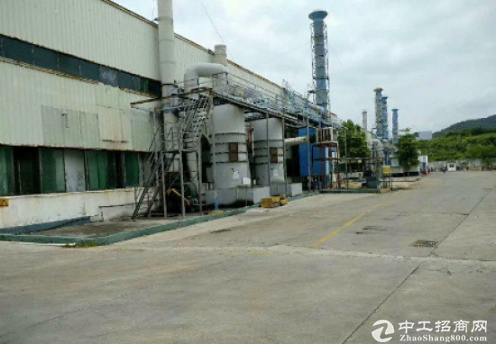 (出租) 坪山新空出独院红本钢构厂房38000平方出租可分租