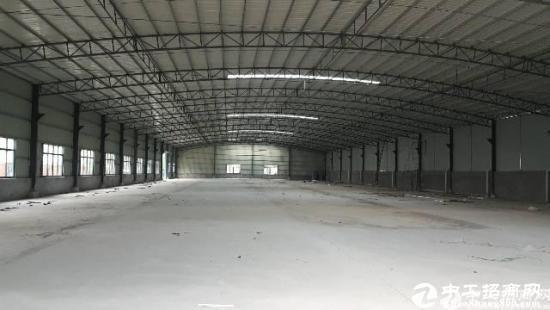 惠州市惠阳区新出50450平9米独院钢结构厂房