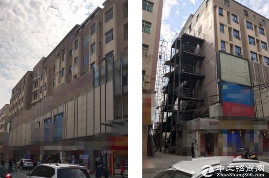 深圳宝安8000平方建筑物及商住用地转让