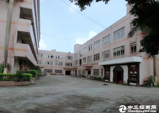 龙岗同乐独门独院6600平米厂房出租-图2