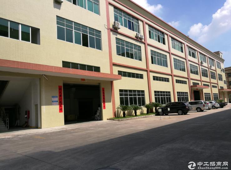 石排镇(赤坎村)独院单一层厂2000平出租