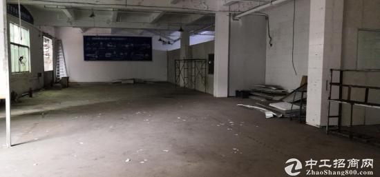 莞太路赤岭段分租一楼约540平厂房加办公室,三相电