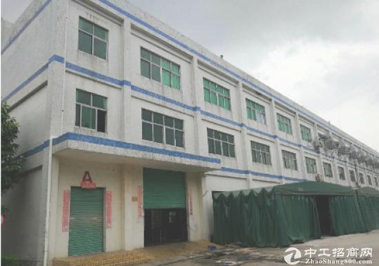 (出租) 新出本园区独院厂房一二楼每层1200厂房出租