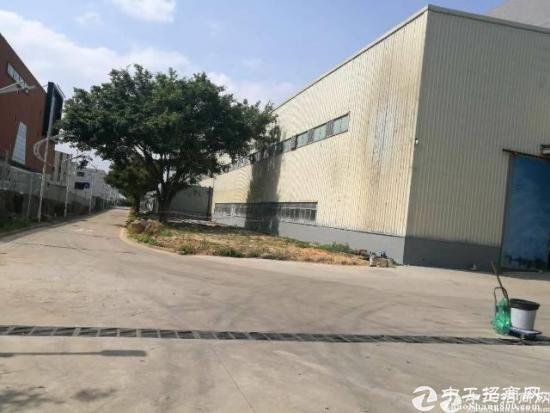 大型工业区新出带5吨现成行车钢构厂房1500平,大电量