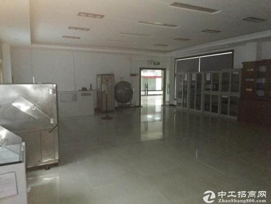 龙岗原房东厂房800平米出租,带独立办公室