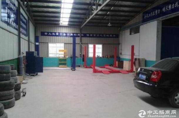 郫县小微产业园标准钢结构车间5200平