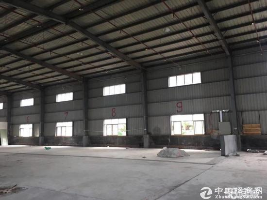 惠东35000钢构超大空地11元可分租可做小污染 厂房出租