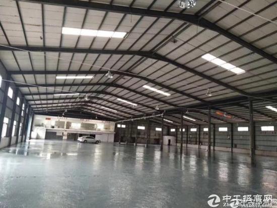 龙岗同乐新出独栋钢构3000平米厂房出租