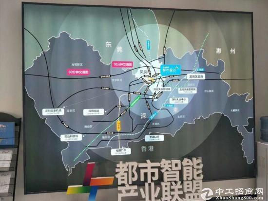 东莞松山湖全新独立红本厂房出售,500平米起售