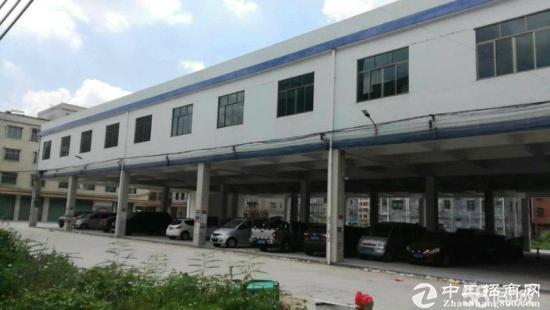 惠阳惠东县原房东标准红本厂房诚意出租