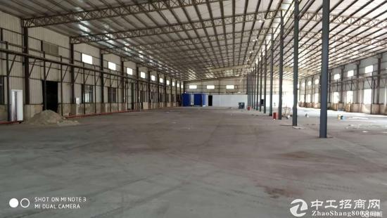 坪山汤坑新出4000平物流钢构厂房