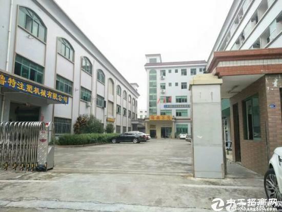 坪山石井新出独院厂房三层3240平米,一楼层高6