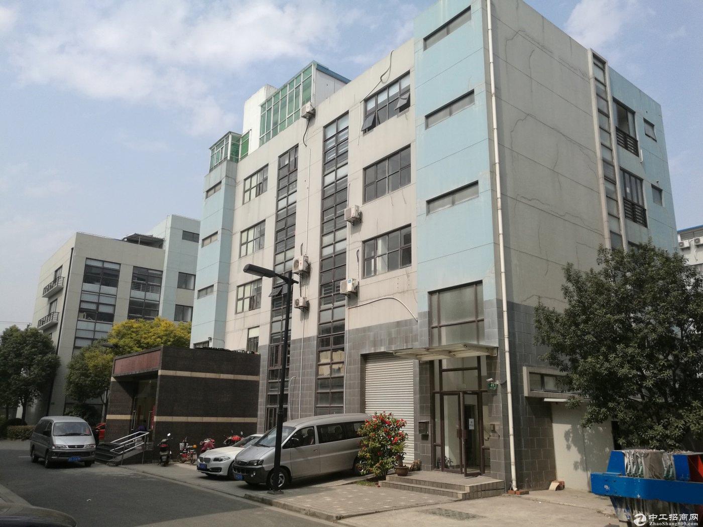 嘉定南翔 小面积独栋办公研发总部 可按揭 业主诚售