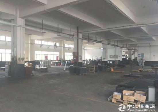 厂房位于坪山碧岭金碧路边 工业园分租一楼550平 空地大,交通方便