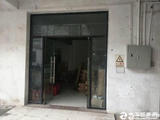 坪山深汕公路旁一楼厂房200平方急租