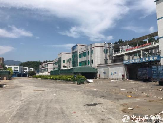 坪山新出独院1-3层4套厂房20000平方出租