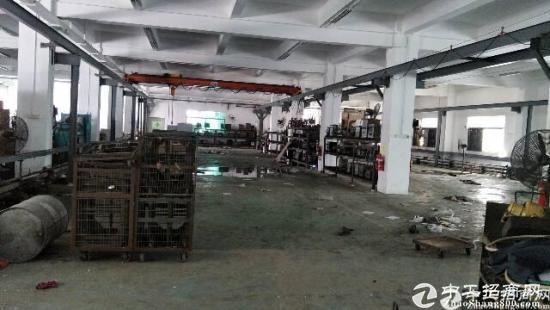 平湖华南城边上新出一楼厂房招租1500平