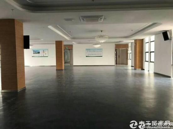 横岗永湖地铁站500米新出精装修办公厂房2600