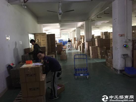 坪山大工业区标准一楼厂房400平出租 现成水电装修
