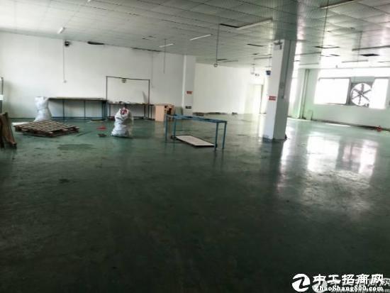 坪山大窝工业区原房东独院3层厂房2400平方米招