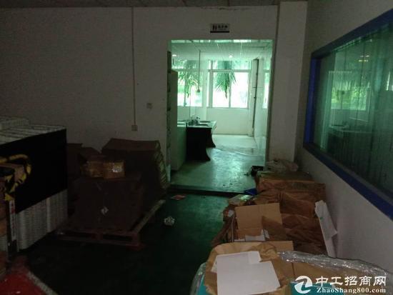 原房东厂房坪山大工业区二楼1200平实际面积出租