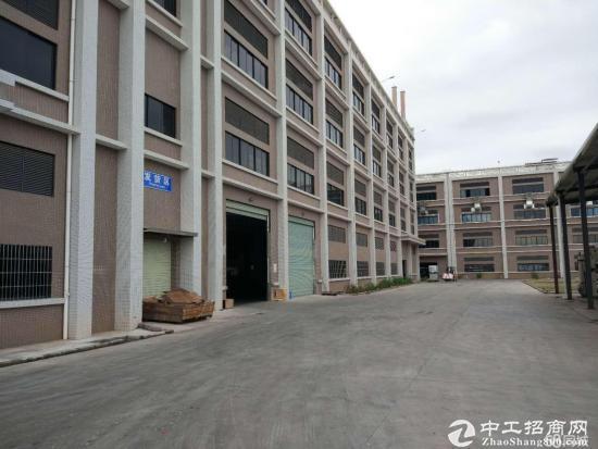 惠阳秋长西湖原房东花园式标准厂房1650平出租