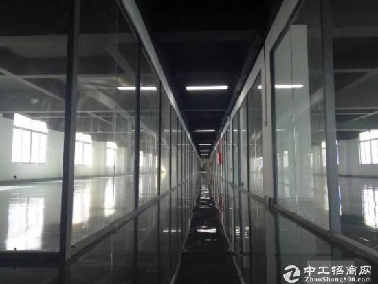 坪山大工业区1350平米楼上整层装修厂房 出租