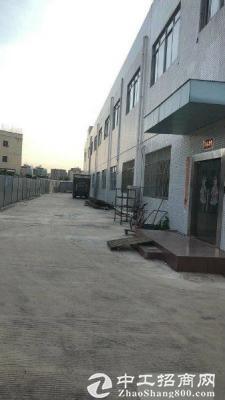坪山新出工业园区独栋一楼二楼厂房3000平出租