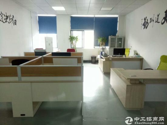 布吉坂田新出楼上1050平米精装修厂房招租