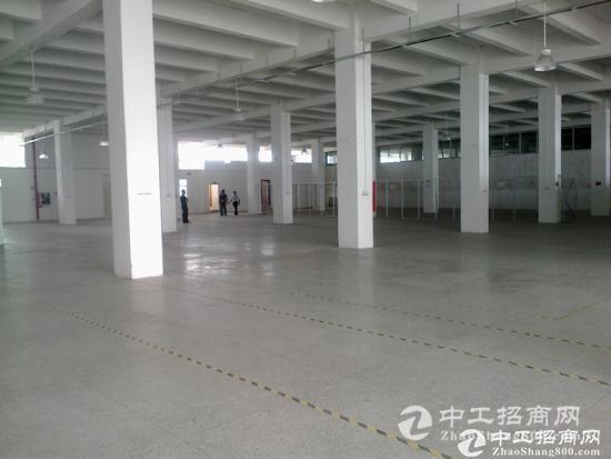 东莞市厚街镇新出经典标准厂房一栋三层3800平方
