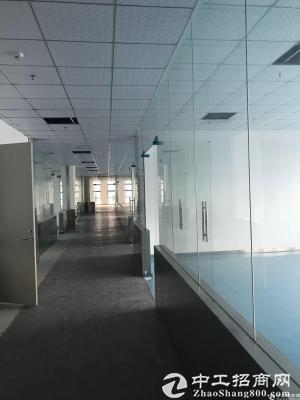 坪山上市公司首选厂房3000平,生产研发办公