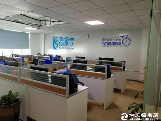 龙岗爱联大工业区 一楼1000平水电齐全 带办公室可分租