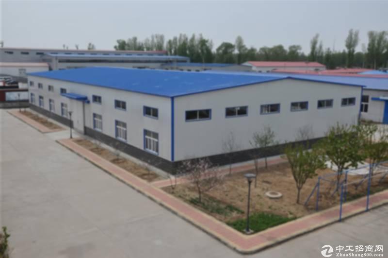 炭步工业园20000方全新钢结构厂房出租,可分租