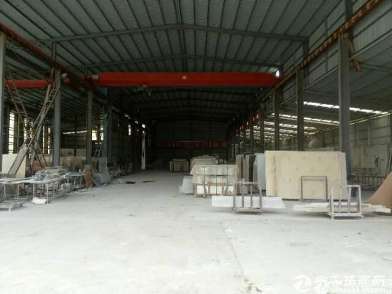 厚街最新盘源独院钢构厂房5300平可做污染行业