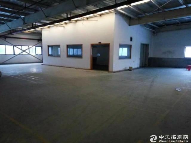 港口木河径星棚+水泥结构厂房 2500方仓库招租