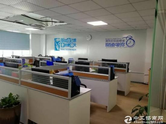 原房东带办公室一楼1000平龙岗爱联大工业区可分租