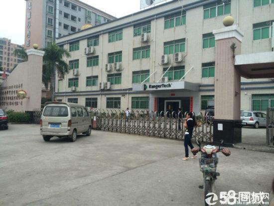 福永 凤凰山 新出实际面积厂房7200平米独院招租