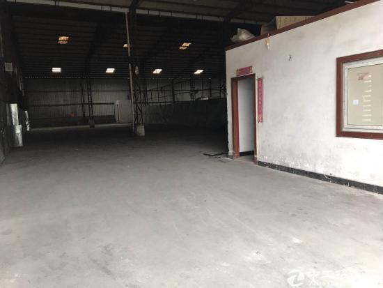 寮夏工业园钢构厂房第二卡到第四卡各650平方可打通可分租