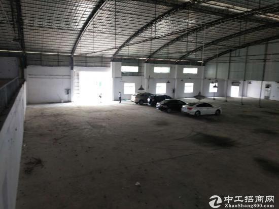 沙田原房东经典小独院砖墙到顶单一层厂房 600方6米高