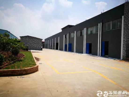 沙田镇独院花园式单一层厂房2000方层高7米